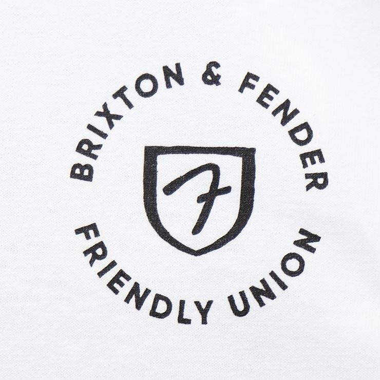 [クリックポスト対応] BRIXTON ブリクストン FENDER HIGHWAY L/S TEE ロングスリーブTEE ロンT 16531