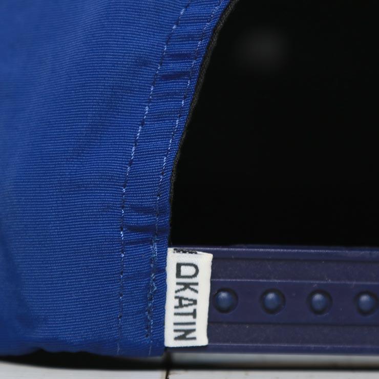 KATIN ケイティン SEASIDE 5-PANEL UNCONSTRUCTED HAT スナップバックキャップ HTSEA02