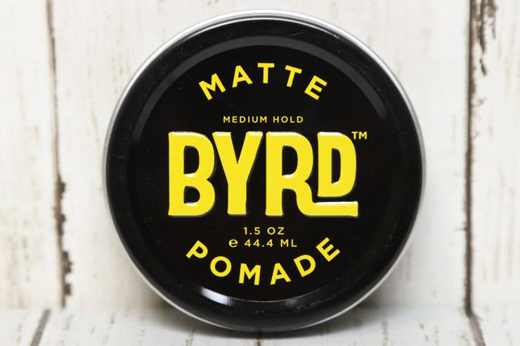 [クリックポスト対応] BYRD バード MATTE POMADE 1.5OZ 42g バード ポマード