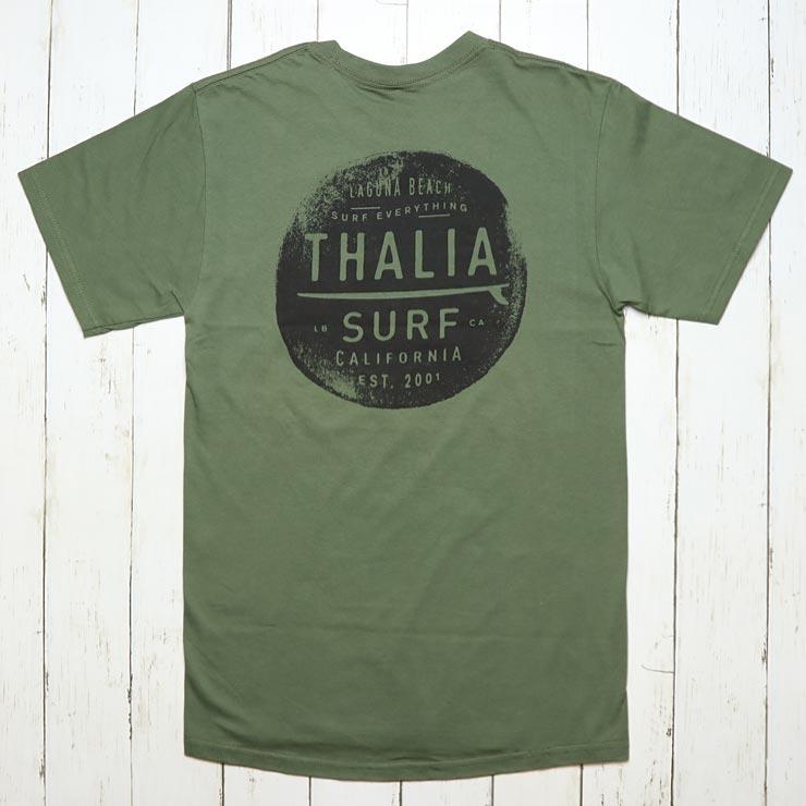 [クリックポスト対応] THALIA SURF タリアサーフ NEW DOT TEE 半袖Tシャツ