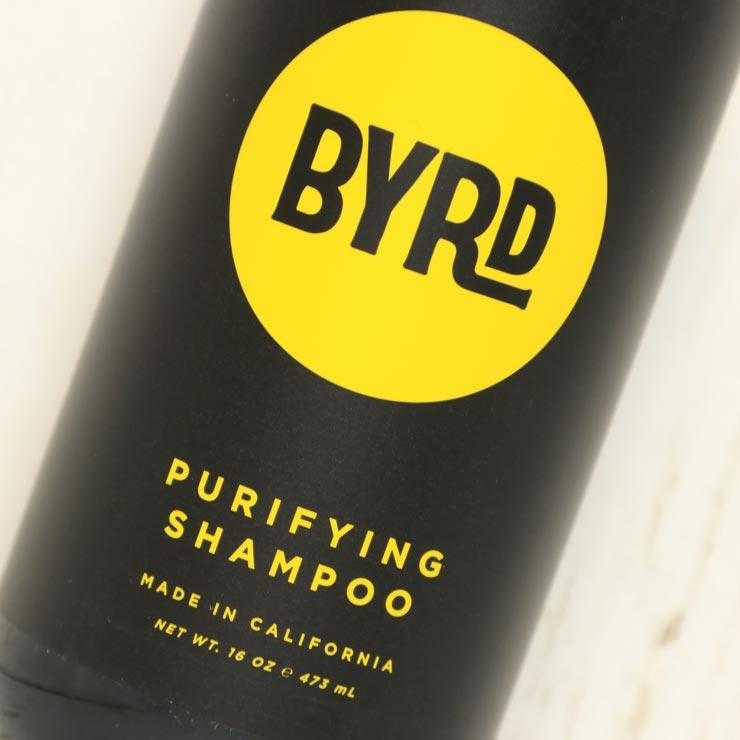 BYRD バード PURIFYING SHAMPOO ピューリファイングシャンプー #2069022