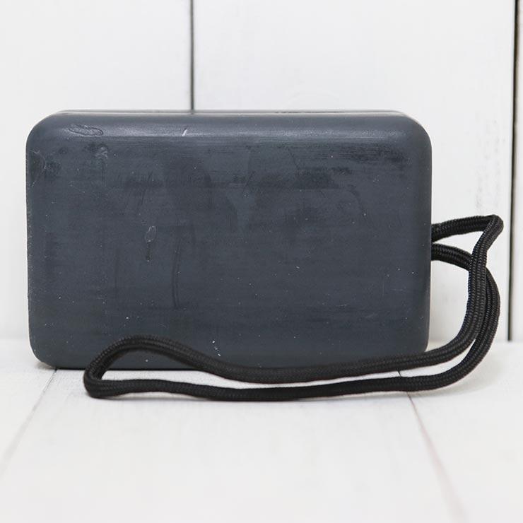 BYRD バード CHARCOAL SOAP ON A ROPE ソープ 石けん チャコールソープオンアロープ #96892