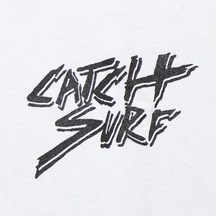 [クリックポスト対応] CATCH SURF キャッチサーフ SLASH LOGO S/S TEE 半袖Tシャツ A20TEE050