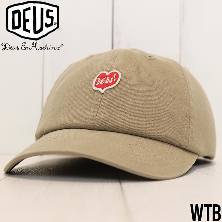 【送料無料】Deus Ex Machina デウスエクスマキナ ARTERY DAD CAP スナップバックキャップ DMA207550