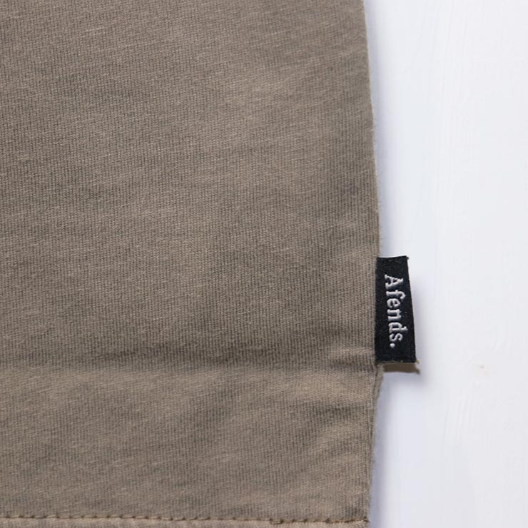 [クリックポスト対応] AFENDS アフェンズ RETRO FIT S/S TEE 半袖Tシャツ M212005