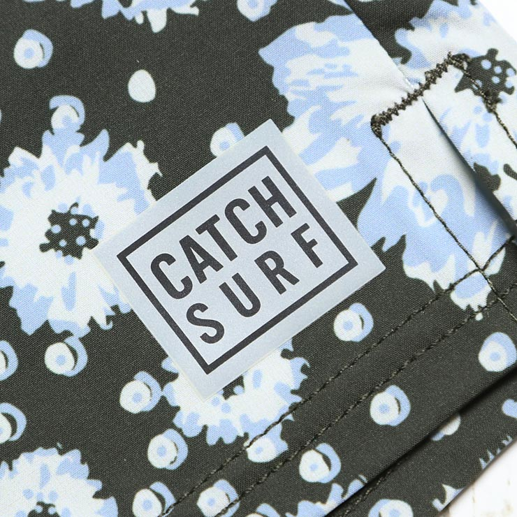 """[クリックポスト対応] CATCH SURF キャッチサーフ WAIKIKI DAISY STATIC BOARDSHORT16"""" ボードショーツ サーフパンツ A7BRD007"""