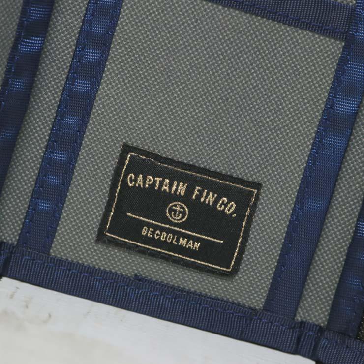 [クリックポスト対応] CAPTAIN FIN キャプテンフィン HI BEAMS WALLET 三つ折り財布 ウォレット CA173171