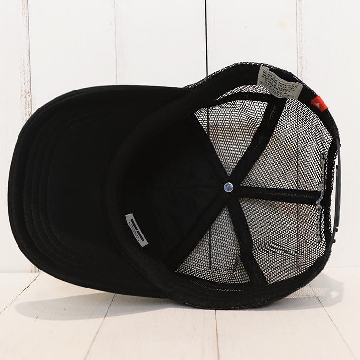 【送料無料】 Deus Ex Machina デウスエクスマキナ CAMPERDOWN ADDRESS TRUCKER CAP メッシュキャップ DMA47621