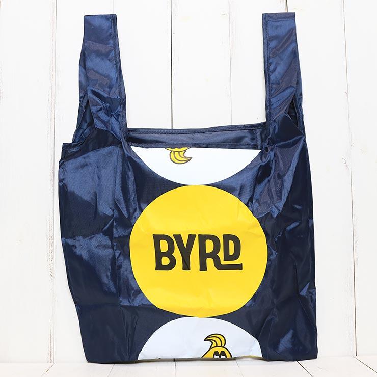【送料無料】 BYRD バード ECO SHOULDER BAG サコッシュ エコバッグ ショルダーバッグ