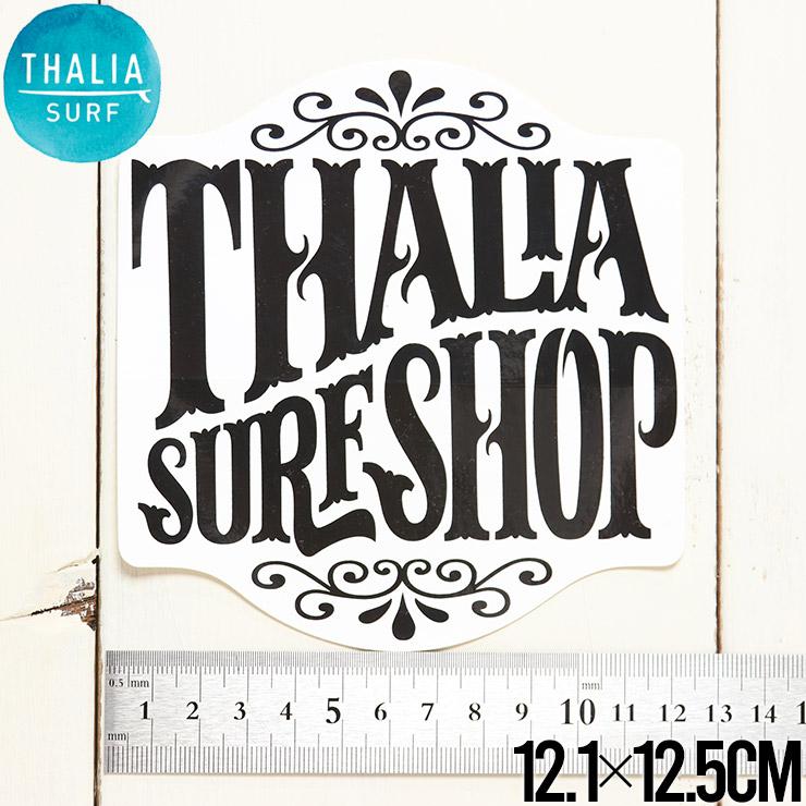 """【送料無料】 THALIA SURF タリアサーフ WHIP CREAM BIG 4 3/4"""" STICKER ステッカー シール"""