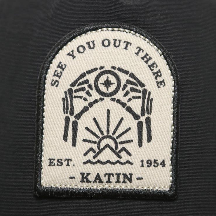 KATIN ケイティン DIRECTION 5-PANEL UNCONSTRUCTED HAT スナップバックキャップ HTDIR02