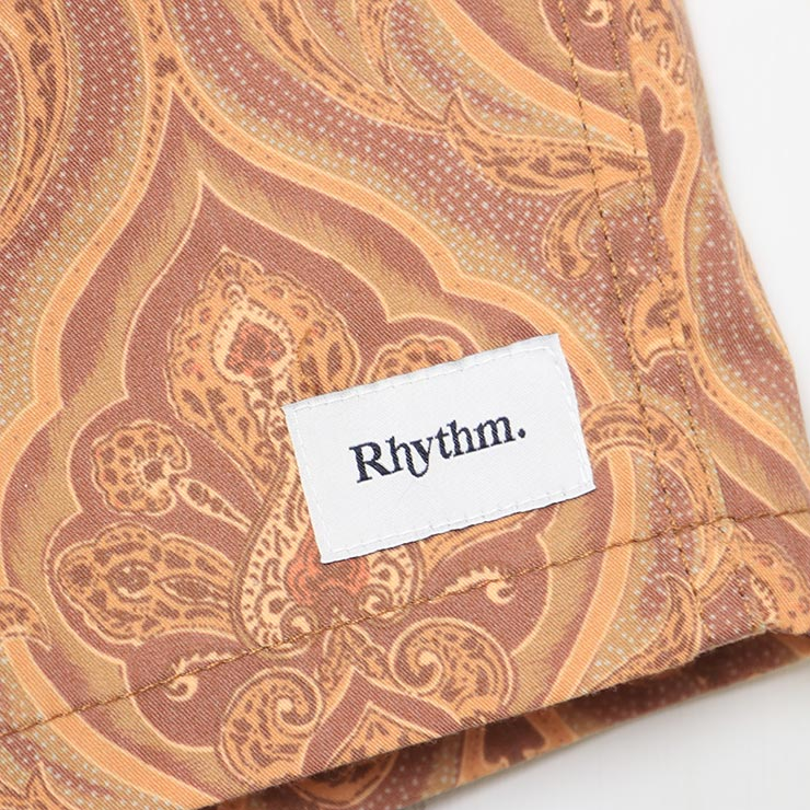 [クリックポスト対応] Rhythm リズム VARSHA PAISLEY TRUNK ボードショーツ 0121M-TR58
