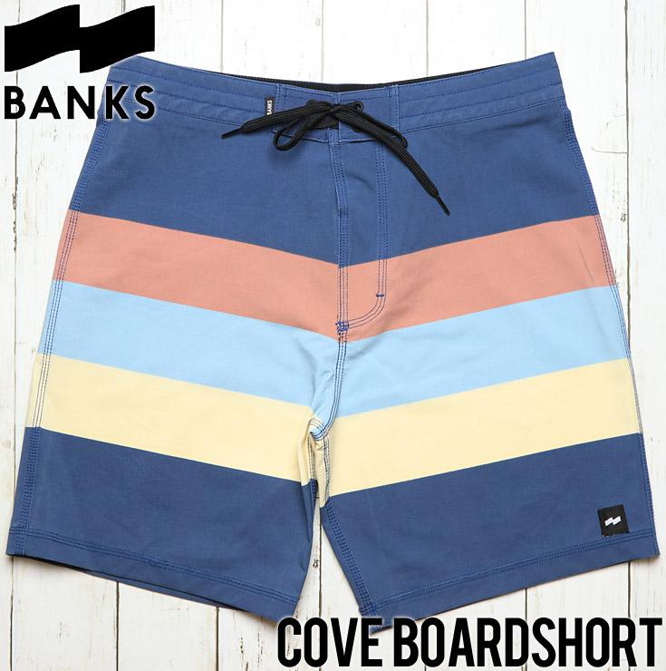 [クリックポスト対応] BANKS バンクス COVE BOARDSHORT ボードショーツ BS0123