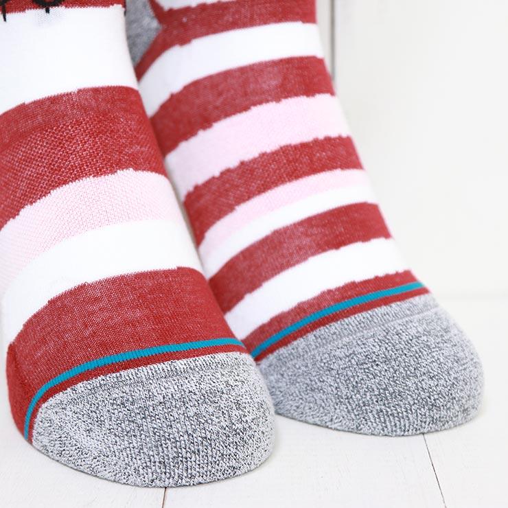 [クリックポスト対応] STANCE スタンス MICKEY TV HARING MIX SOCKS ソックス 靴下 A545D20MIC