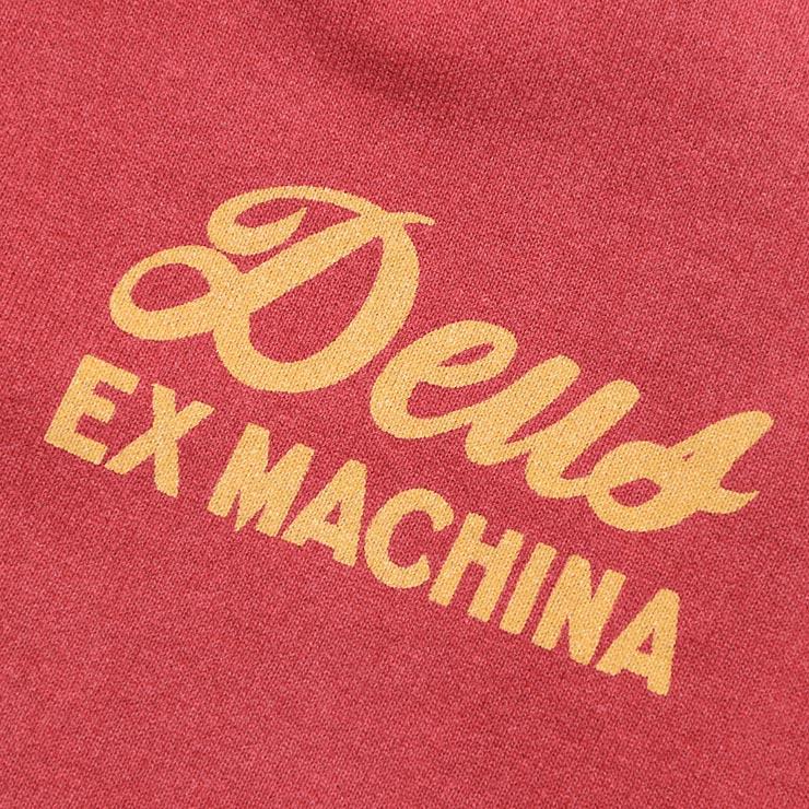 Deus Ex Machina デウスエクスマキナ SUNBLEACH IMPERMANENCE CREW スウェットトレーナー DMF88401B L