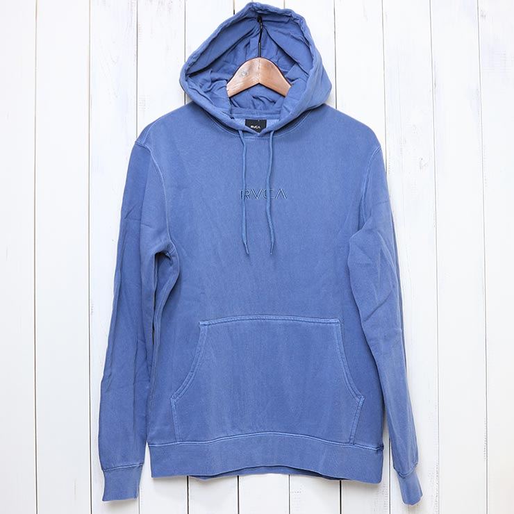 RVCA ルーカ LITTLE RVCA TONALY 2 HOODED FLEECE プルオーバーパーカー フーディ M621VRLI CNB