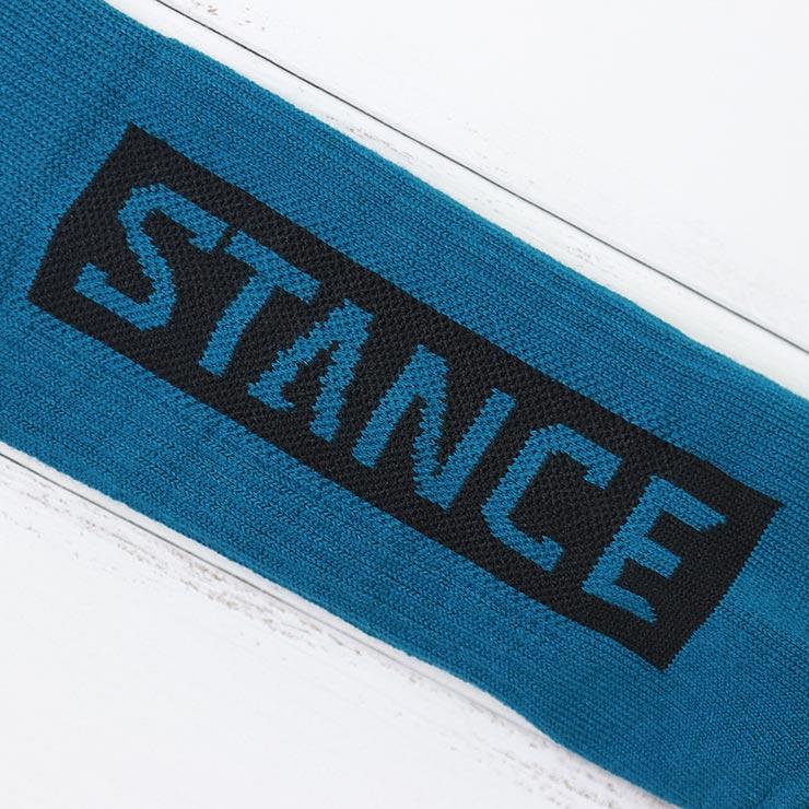 [クリックポスト対応] STANCE スタンス OG SOCKS ソックス 靴下 M556D17OGG BLU