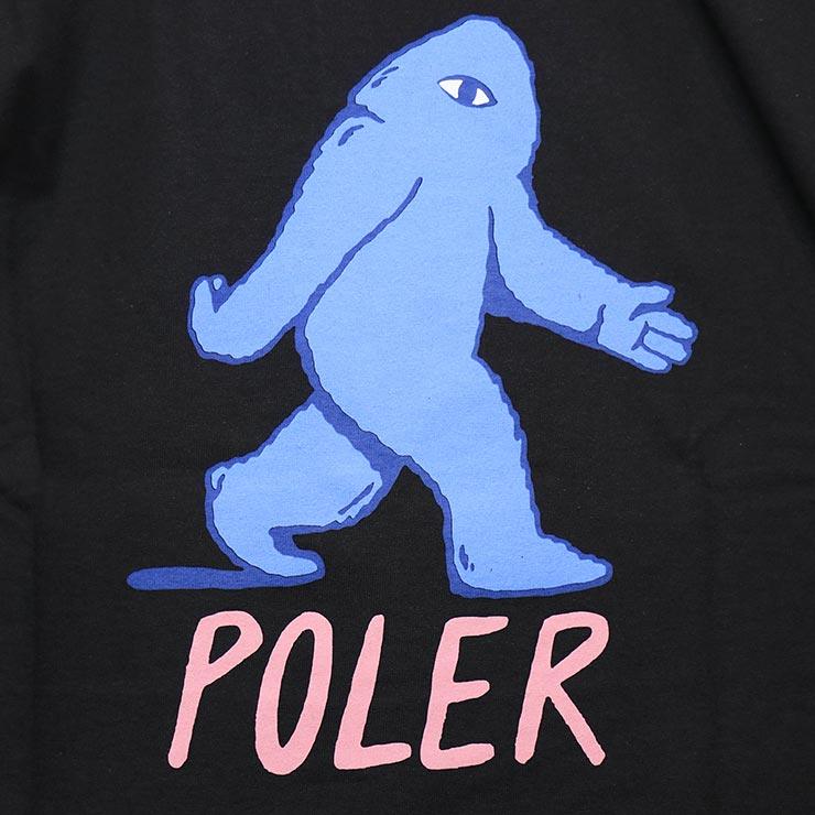 [クリックポスト対応] POLeR ポーラー SASCLOPS S/S TEE 半袖Tシャツ 211APM2004