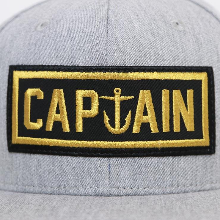 CAPTAIN FIN キャプテンフィン NAVAL CAPTAIN HAT スナップバックキャップ CFA5511601