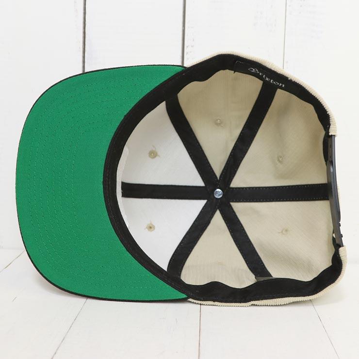 【送料無料】 BRIXTON ブリクストン JOLT SNAPBACK CAP スナップバックキャップ 00491 BKVAN