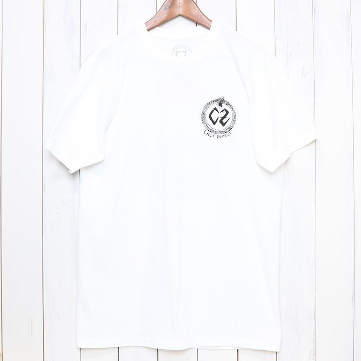 [クリックポスト対応] Cycle Zombies サイクルゾンビーズ VENOM S/S TEE 半袖Tシャツ CZ-MPSS-094