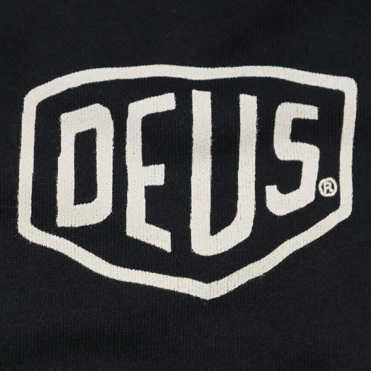 Deus Ex Machina デウスエクスマキナ SHIELD CREW トレーナー DMA48259E