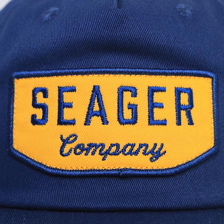 【送料無料】SEAGER シーガー WILSON SNAPBACK スナップバックキャップ