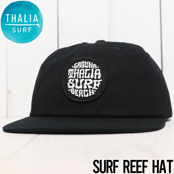 THALIA SURF タリアサーフ REEF HAT スナップバックキャップ 帽子 ハット