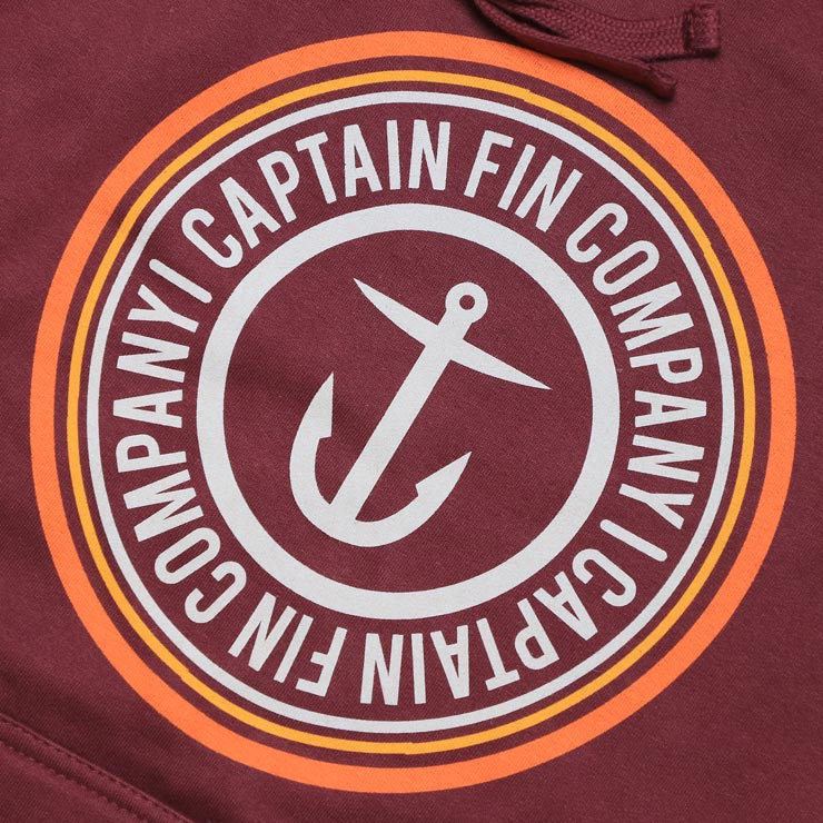 CAPTAIN FIN キャプテンフィン SUPER FRESH CATCH PULLOVER プルオーバーパーカー CF183003
