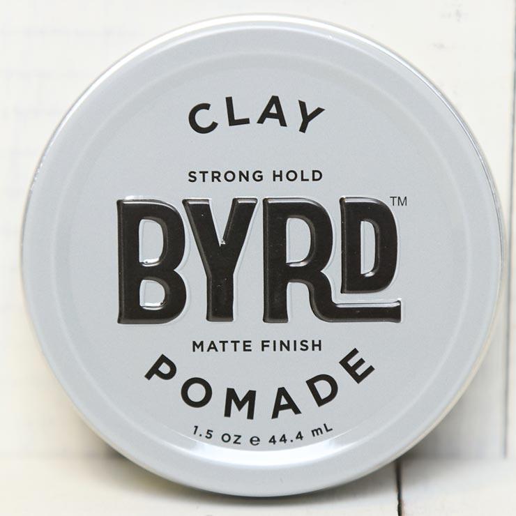 [クリックポスト対応] BYRD バード CLAY POMADE 1.5OZ 42g クレイポマード