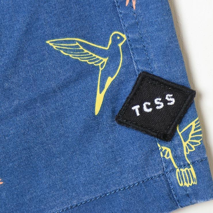 [クリックポスト対応] TCSS ティーシーエスエス GOLDEN HOURS BOARD SHORT ボードショーツ BS1831