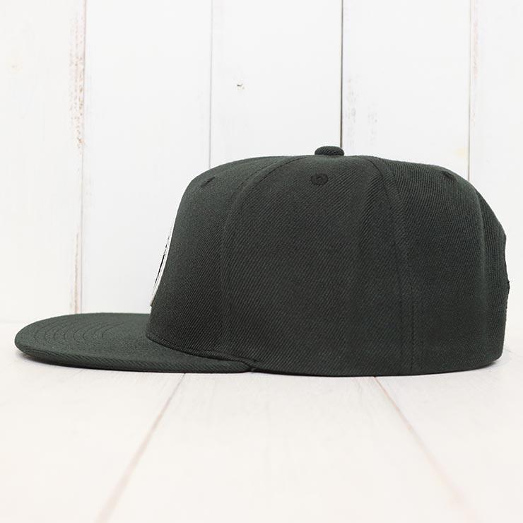 BRIXTON ブリクストン RIVAL SNAPBACK CAP スナップバックキャップ 10776 BLACK