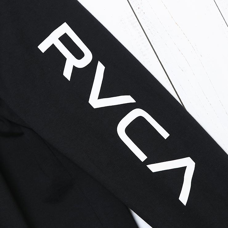 [クリックポスト対応] RVCA ルーカ BIG RVCA L/S TEE ロングスリーブTEE M451URBI
