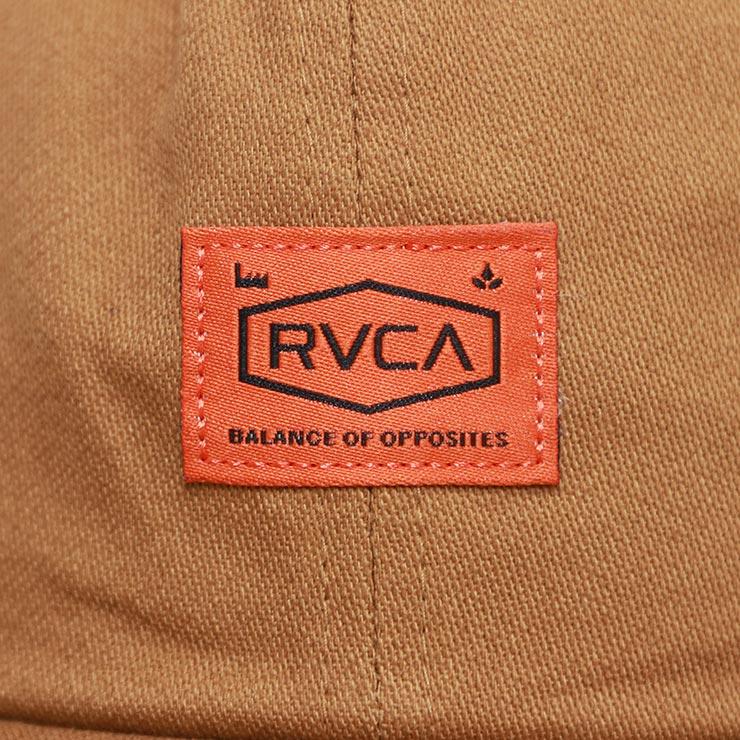 RVCA ルーカ CHAIN MAIL CLASPBACK CAP ストラップバックキャップ MAHW3RCM