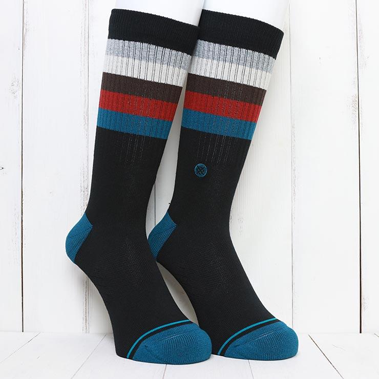 [クリックポスト対応] STANCE スタンス MALIBOO SOCKS ソックス 靴下 M558D20MAL