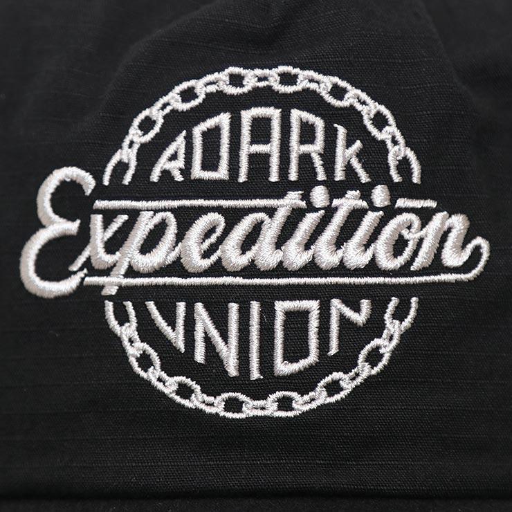 【送料無料】 THE ROARK REVIVAL ロアークリバイバル EXPEDITION UNION 5 PANEL HAT ストラップバックキャップ RH510