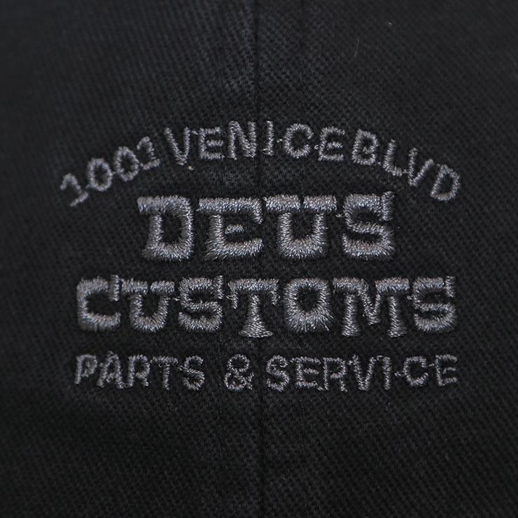 【送料無料】Deus Ex Machina デウスエクスマキナ AUTOMATICA CAP スナップバックキャップ ローキャップ DMP207836