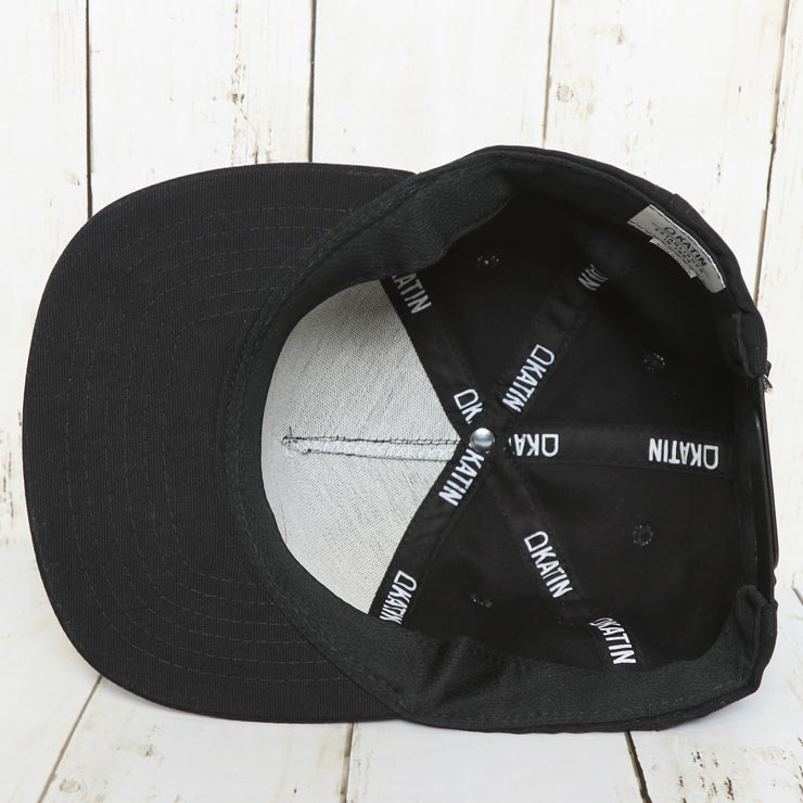 KATIN ケイティン PITSTOP BALL CAP スナップバックキャップ HTPIT02