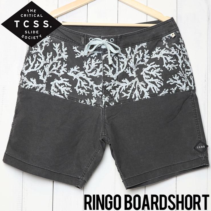 [クリックポスト対応] TCSS ティーシーエスエス RINGO BOARD SHORT ボードショーツ BS1884