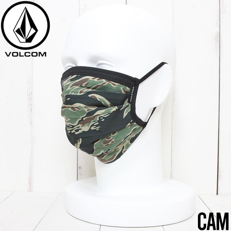 [クリックポスト対応] VOLCOM ボルコム ASSORTED FACE MASK マスク フェイスマスク ファッションマスク D6702008