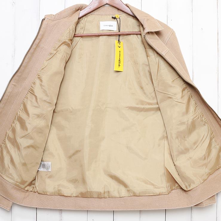 TCSS ティーシーエスエス FLINT CANVAS JACKET コットンキャンバスジャケット JK2001