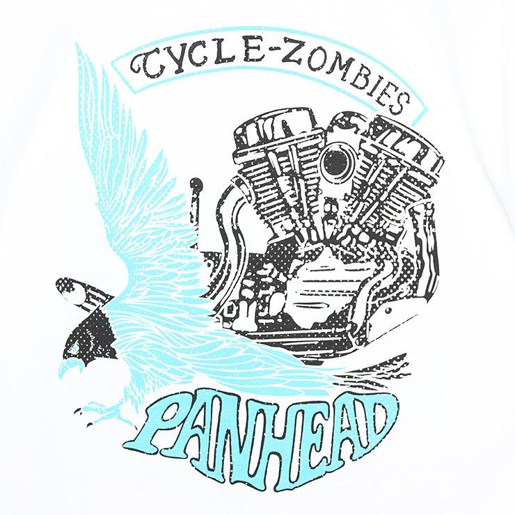 [クリックポスト対応] Cycle Zombies サイクルゾンビーズ FORTY-EIGHT S/S TEE 半袖Tシャツ CZ-MTSS-037