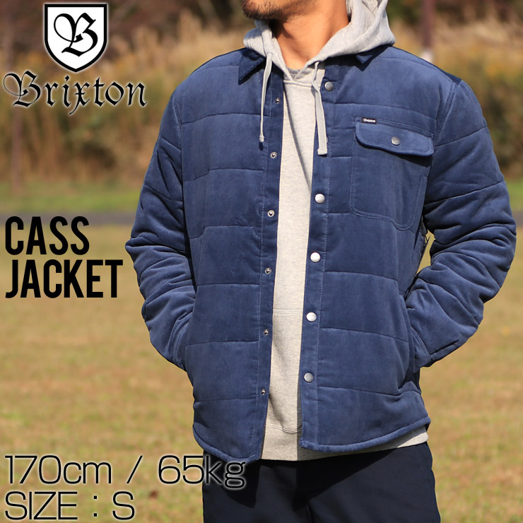 BRIXTON ブリクストン CASS JACKET ジャケット 03027