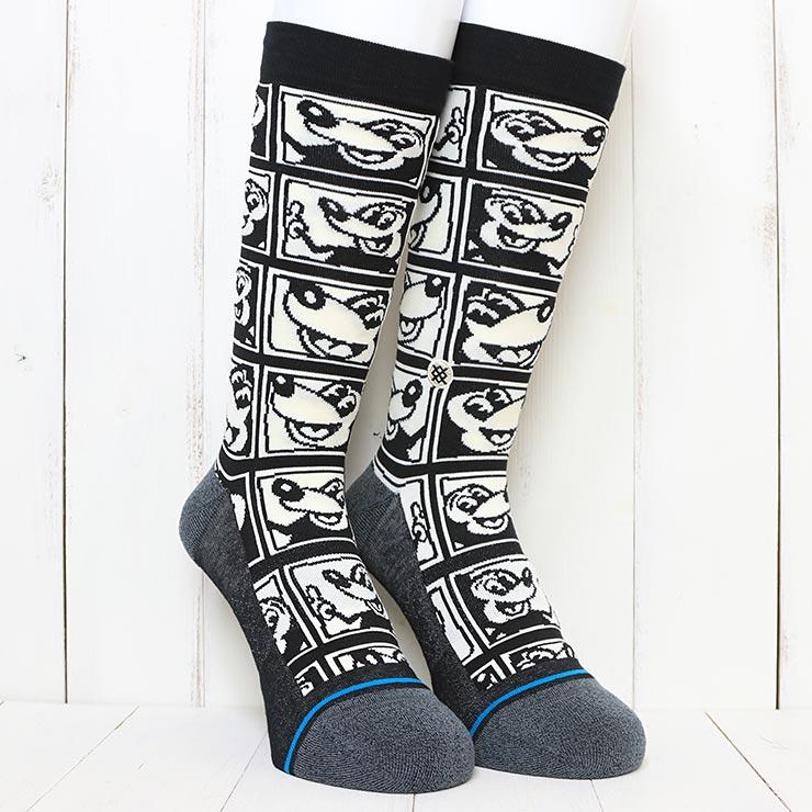 [クリックポスト対応] STANCE スタンス 1985 HARING SOCKS ソックス 靴下 M545D29HAR
