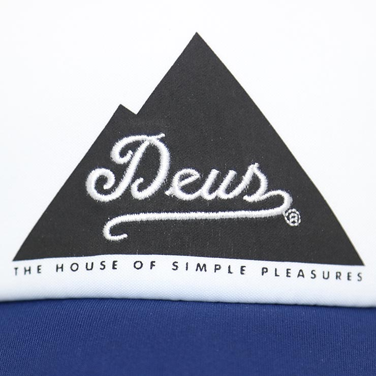 【送料無料】 Deus Ex Machina デウスエクスマキナ PEAK TRUCKER HAT メッシュキャップ DMW57188