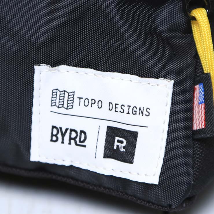 BYRD バード BYRD X RICHER POORER×TOPO DESIGNS CARRY ON トラベルセット MGP-CRYN02