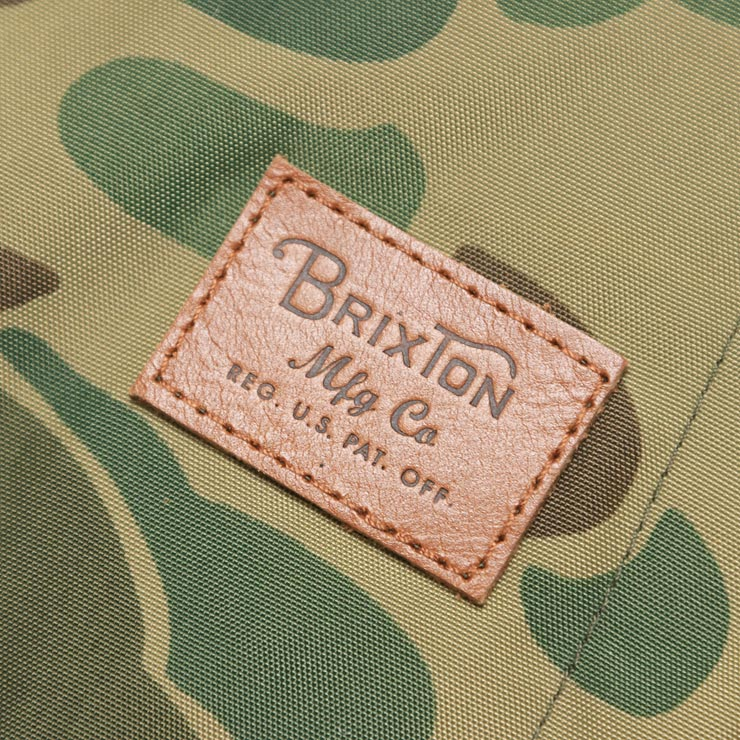 [クリックポスト対応] BRIXTON ブリクストン CLAXTON JACKET ナイロンジャケット 03130 OLCAM
