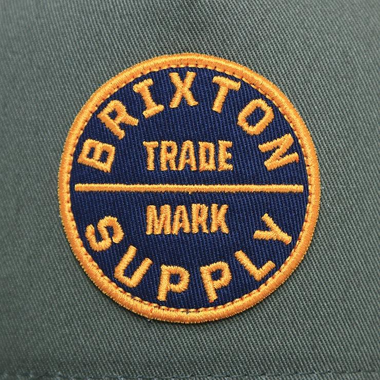 【送料無料】 BRIXTON ブリクストン BRIXTON OATH III MESH CAP メッシュキャップ 00958 CYPRE
