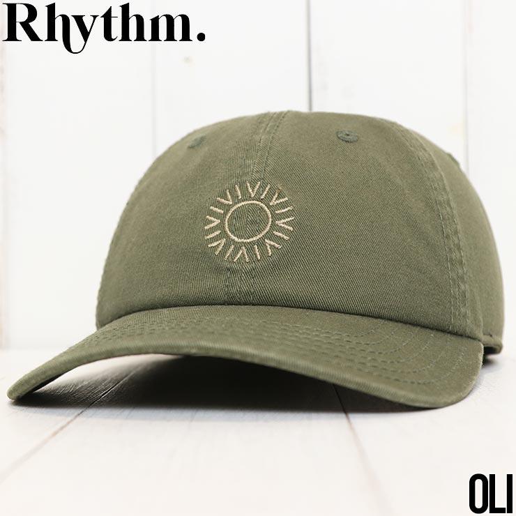 【送料無料】 Rhythm リズム CLASSIC CAP ストラップバックキャップ CL21M-HW03