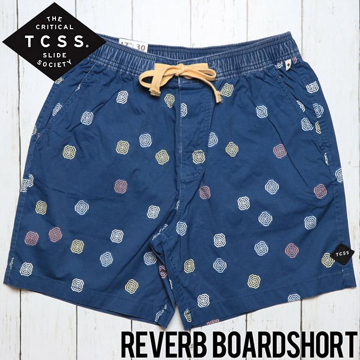 [クリックポスト対応] TCSS ティーシーエスエス REVERB BOARDSHORT ボードショーツ BS1822